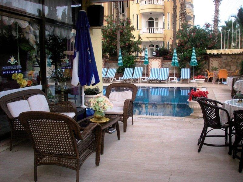 Hotel Moonlight günstig bei weg.de buchen - Bild von 5vorFlug