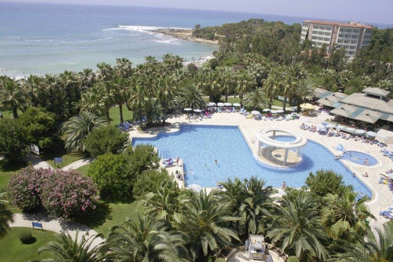 Özkaymak Incekum Hotel in Türkische Riviera - Bild von 5vorFlug