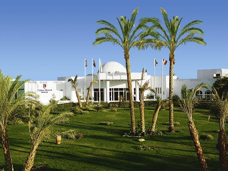 Hotel Coral Beach Resort Montazah günstig bei weg.de buchen - Bild von 5vorFlug