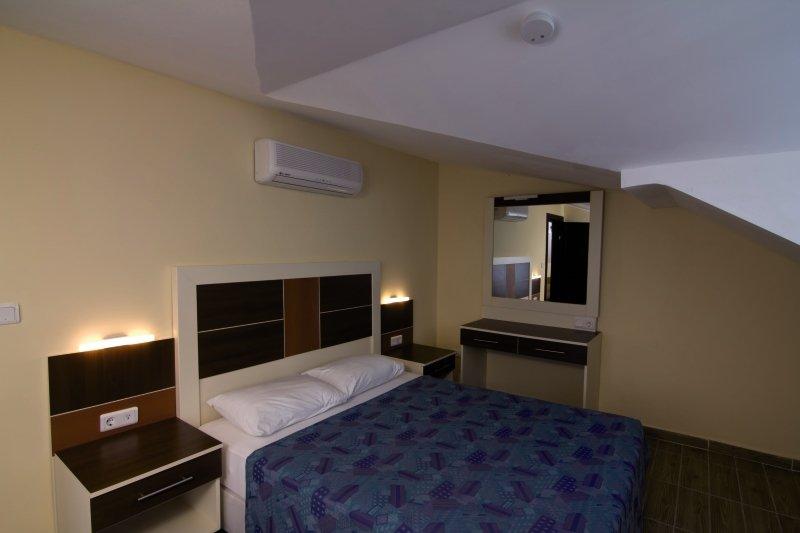 Hotelzimmer mit Fitness im Krizantem Hotel
