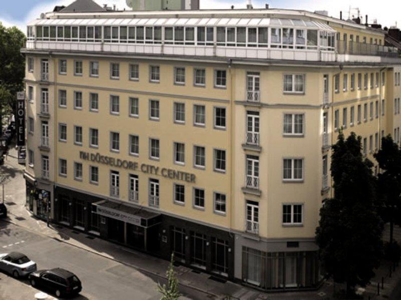 Hotel NH Düsseldorf Königsallee günstig bei weg.de buchen - Bild von 5vorFlug