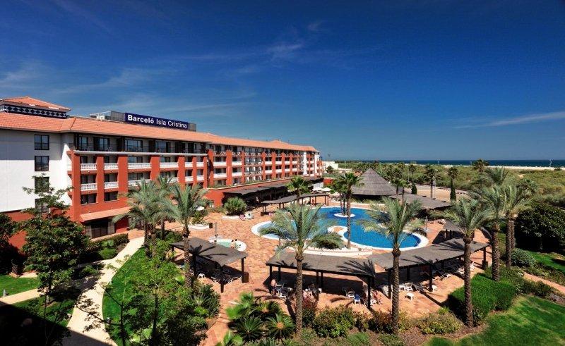 Hotel Occidental Isla Cristina günstig bei weg.de buchen - Bild von 5vorFlug