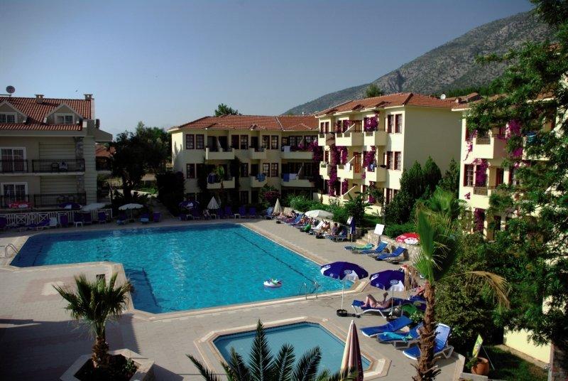 Celay Hotel in Türkische Ägäisregion - Bild von 5vorFlug