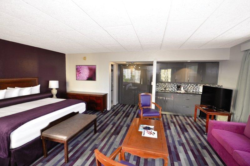 Hotelzimmer mit Clubs im Sea Club Resort