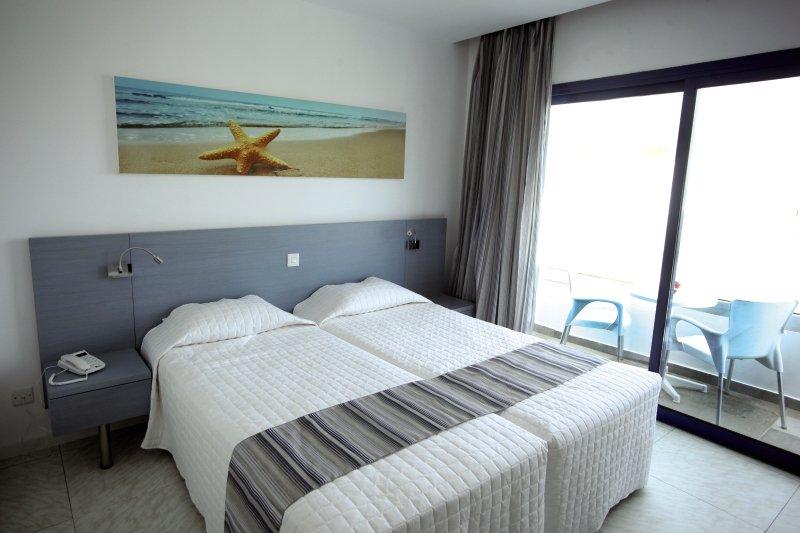 Hotelzimmer mit Aerobic im Anonymous Beach Hotel