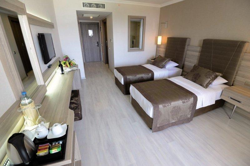 Hotelzimmer mit Aerobic im Green Nature Diamond