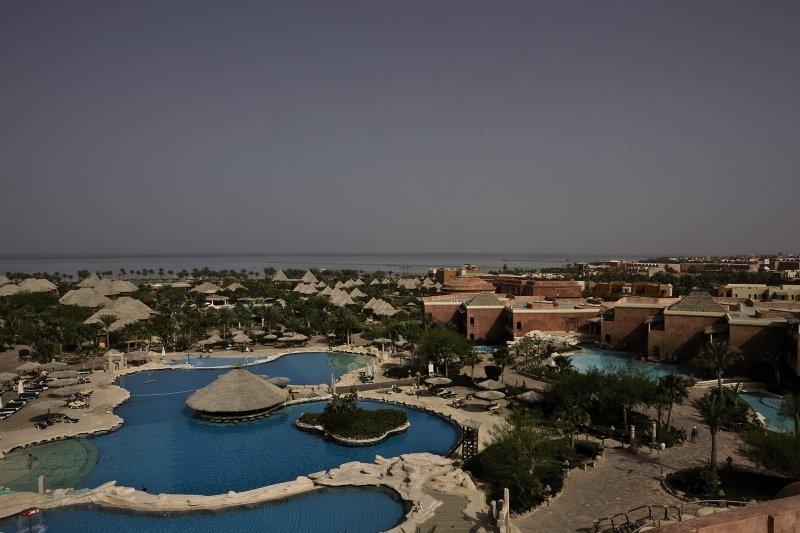 Hotel Laguna Vista Beach Resort in Sinai - Bild von 5vorFlug