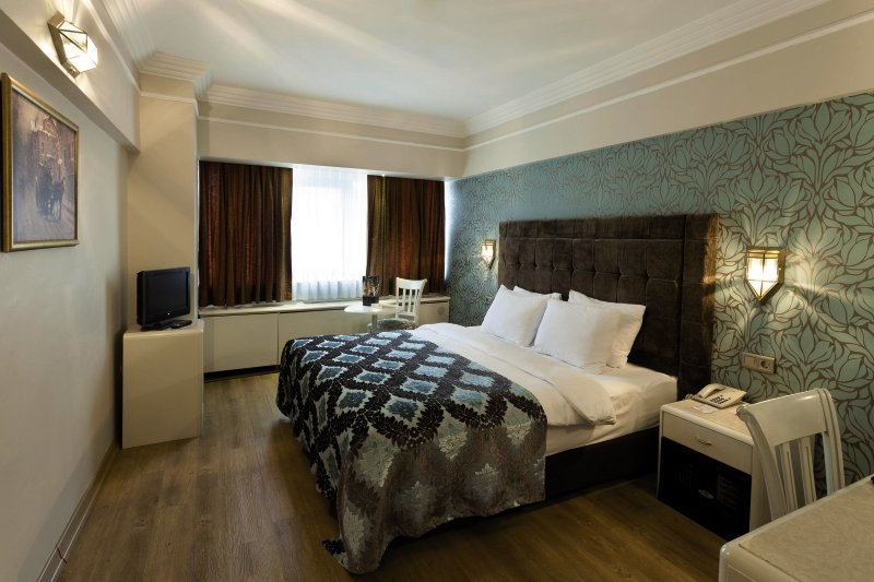 Hotelzimmer mit Massage im Grand Anka Hotel Istanbul