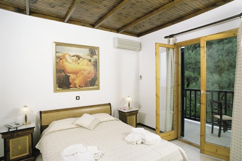 Hotelzimmer mit Clubs im Corfu Residence