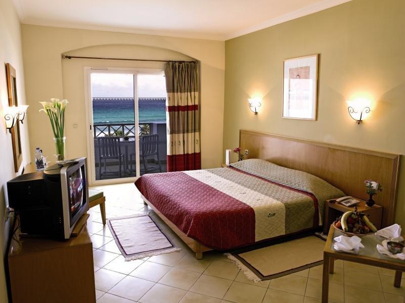 Hotelzimmer mit Golf im Thalassa Mahdia