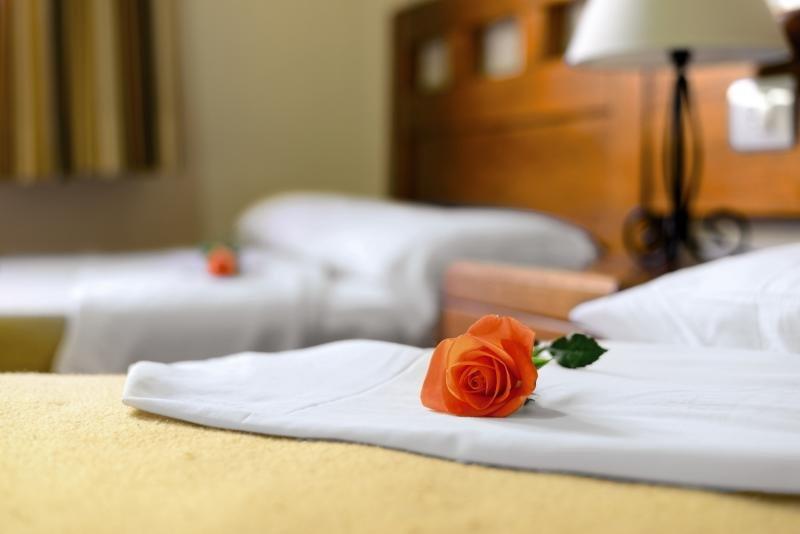 Hotelzimmer mit Golf im Apartamentos Oasis Mango