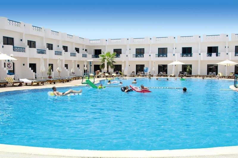 Hotel Sharm Cliff Resort in Sinai - Bild von 5vorFlug