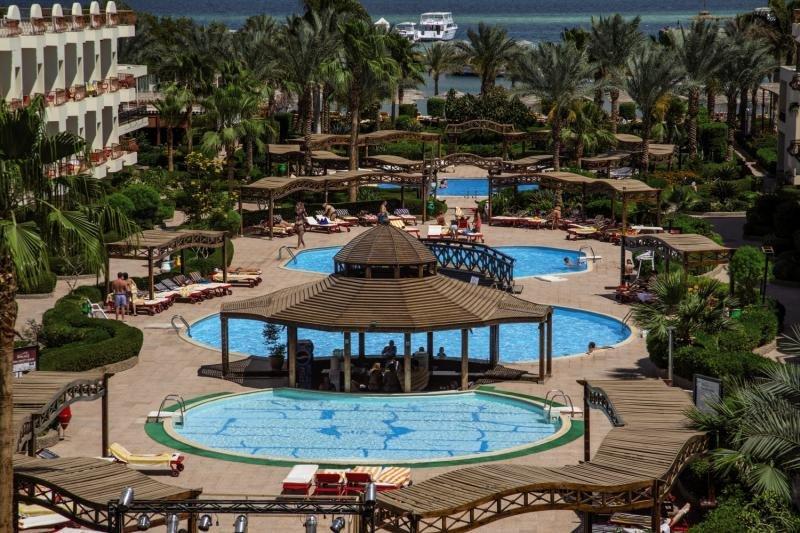 Hotel Hawaii Palm Aqua Park in Rotes Meer - Bild von 5vorFlug