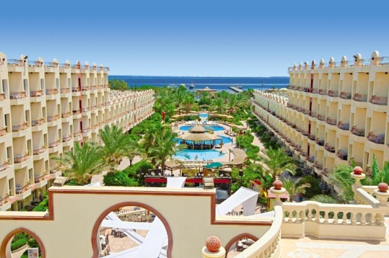Hotel Hawaii Palm Aqua Park günstig bei weg.de buchen - Bild von 5vorFlug