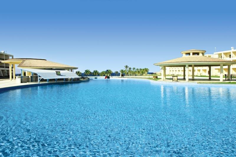Hotel Brayka Lagoon Resort in Marsa Alam - Bild von 5vorFlug