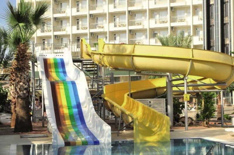Hotel Asrin Beach in Türkische Riviera - Bild von 5vorFlug