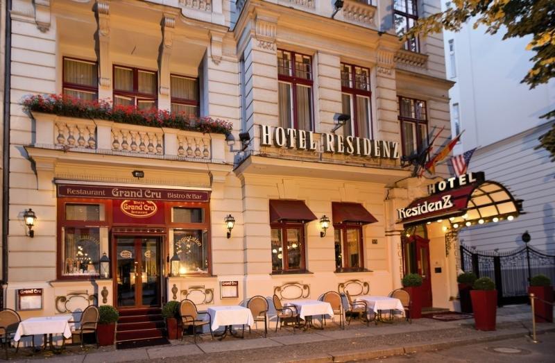 Henri Hotel Berlin Kurfürstendamm in Berlin - Bild von 5vorFlug