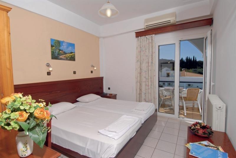 Hotelzimmer mit Wassersport im Gouvia Hotel