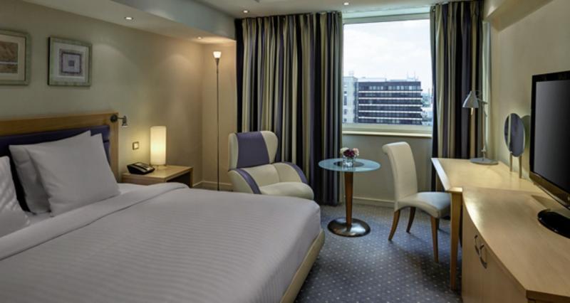 Hotel Hilton Düsseldorf in Nordrhein-Westfalen - Bild von 5vorFlug