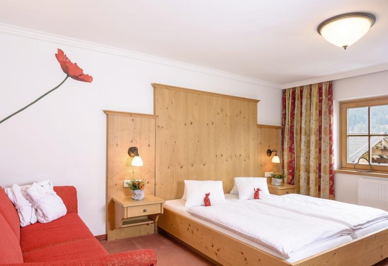 Hotelzimmer mit Yoga im Puradies