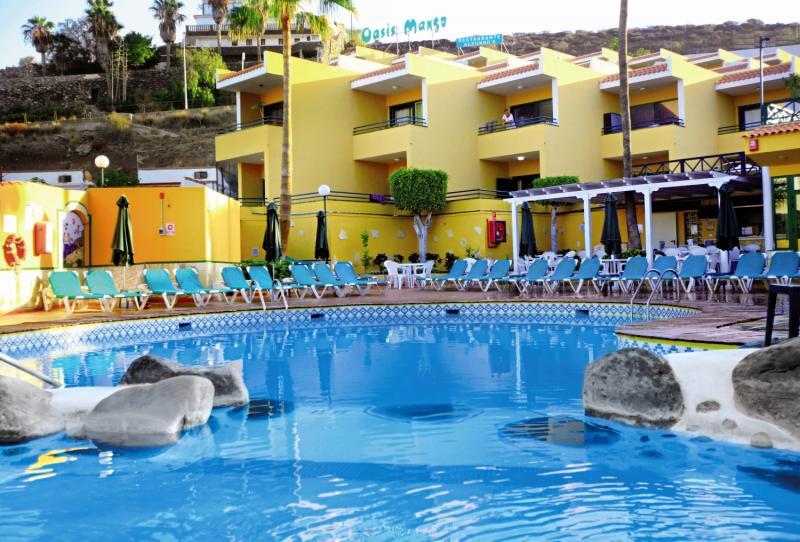 Hotel Apartamentos Oasis Mango 61 Bewertungen - Bild von 5vorFlug