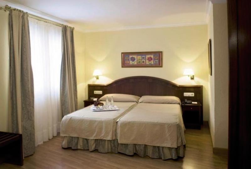 Hotelzimmer mit Casino im Tierras de Jerez