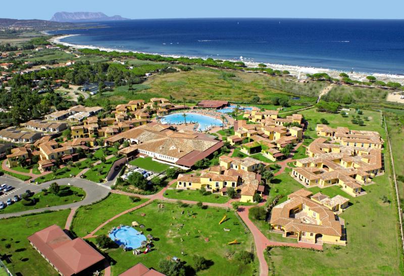 Hotel Villaggio Baia Dei Pini günstig bei weg.de buchen - Bild von 5vorFlug