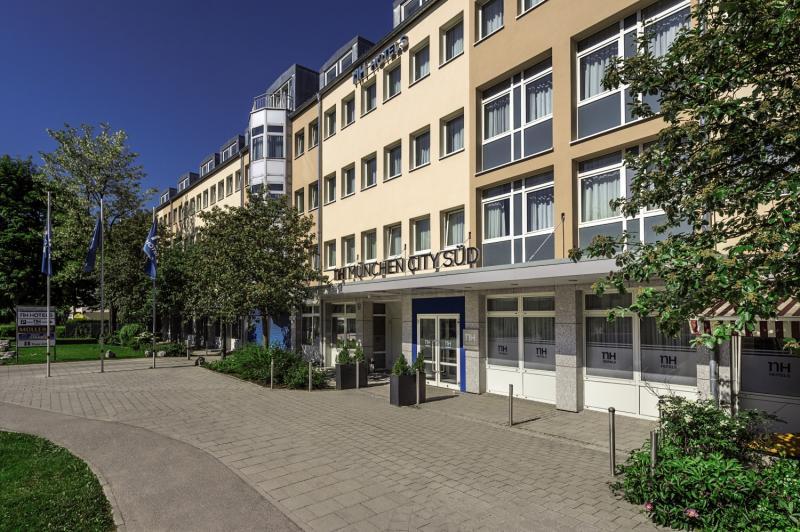 NH Hotel München City Süd günstig bei weg.de buchen - Bild von 5vorFlug