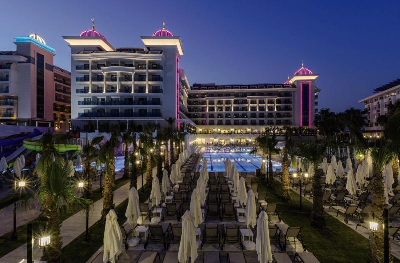 Hotel Side La Grande Resort & Spa in Türkische Riviera - Bild von 5vorFlug