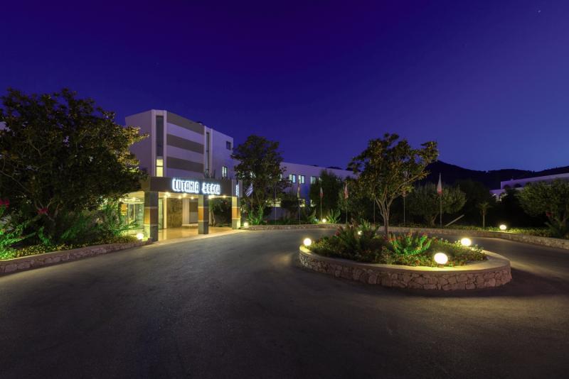 Lutania Beach Hotel günstig bei weg.de buchen - Bild von 5vorFlug
