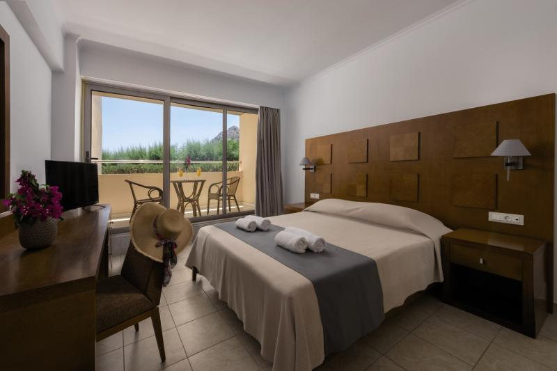 Hotelzimmer mit Fitness im Lutania Beach Hotel