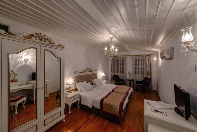 Hotel Tuvana günstig bei weg.de buchen - Bild von 5vorFlug