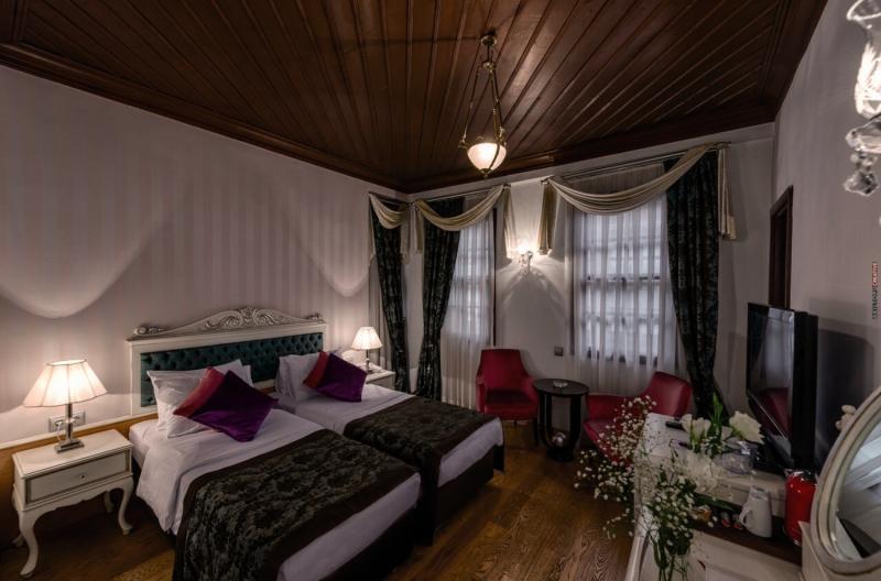 Hotel Tuvana in Türkische Riviera - Bild von 5vorFlug