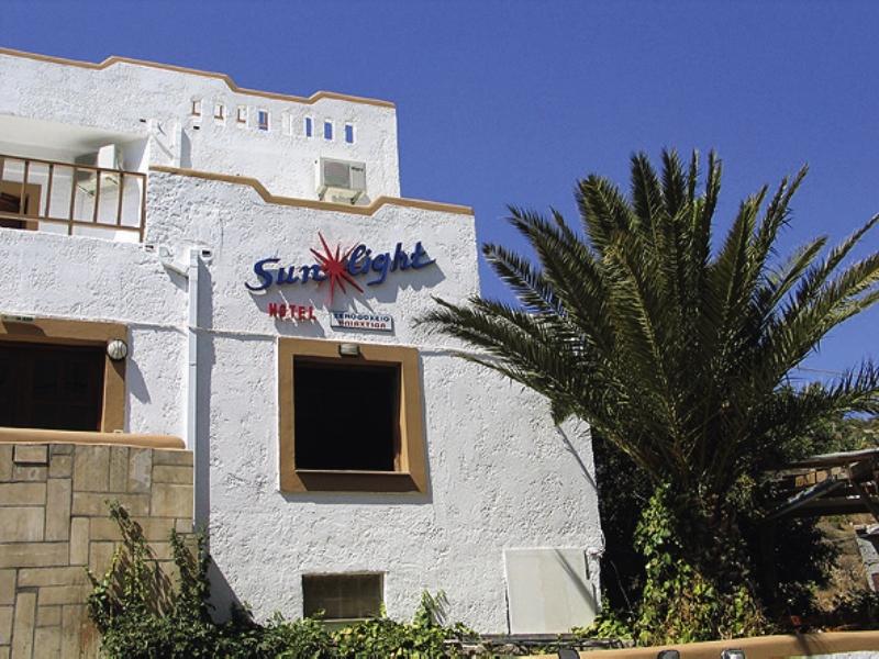 Sunlight Hotel in Kreta - Bild von 5vorFlug