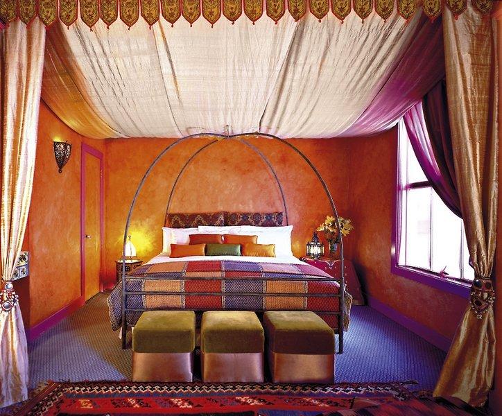 Hotelzimmer mit Spa im Figueroa