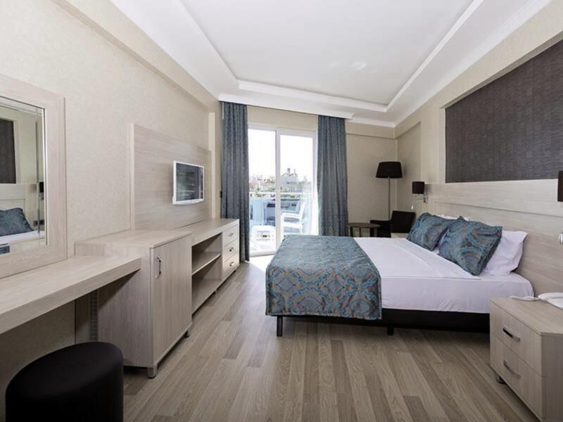 Hotelzimmer mit Fitness im Parador Beach Hotel