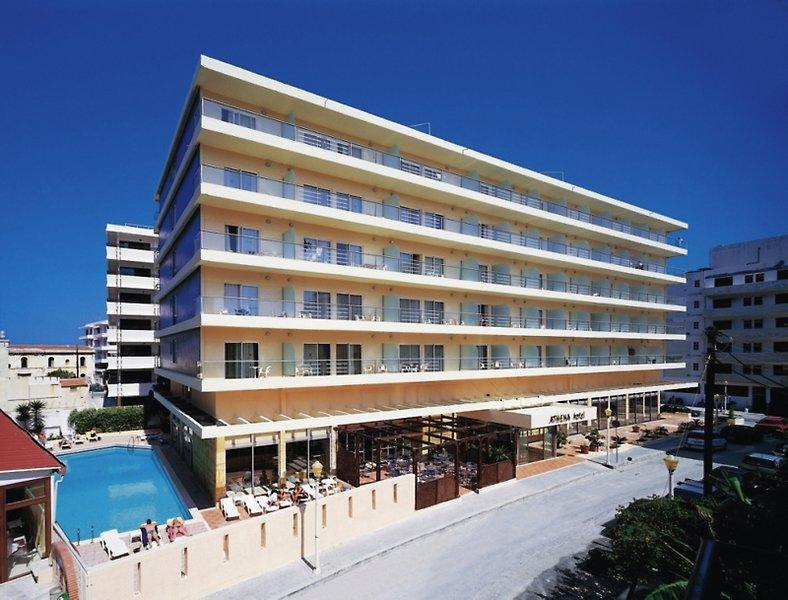 Hotel Athena 20 Bewertungen - Bild von 5vorFlug