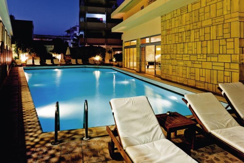 Hotel Athena in Rhodos - Bild von 5vorFlug