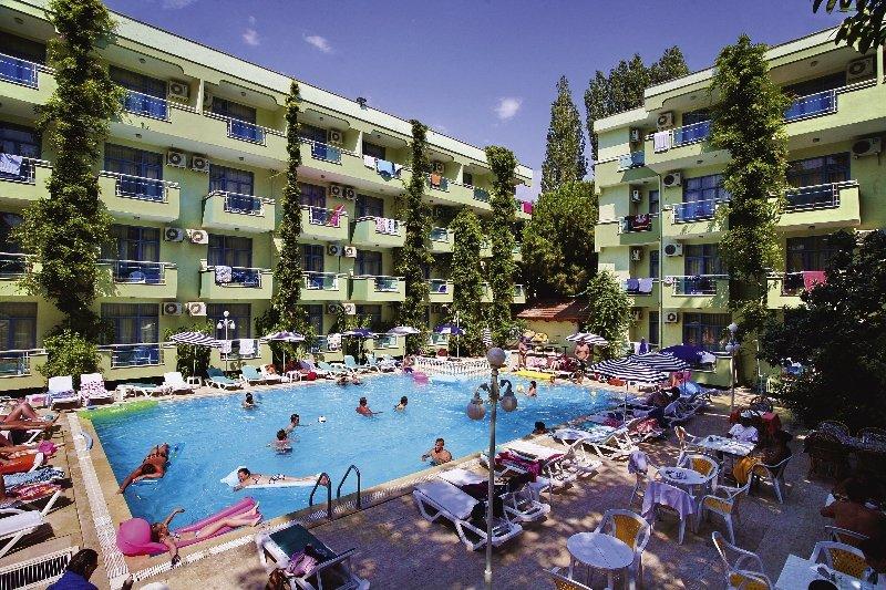 Hotel Merhaba günstig bei weg.de buchen - Bild von 5vorFlug