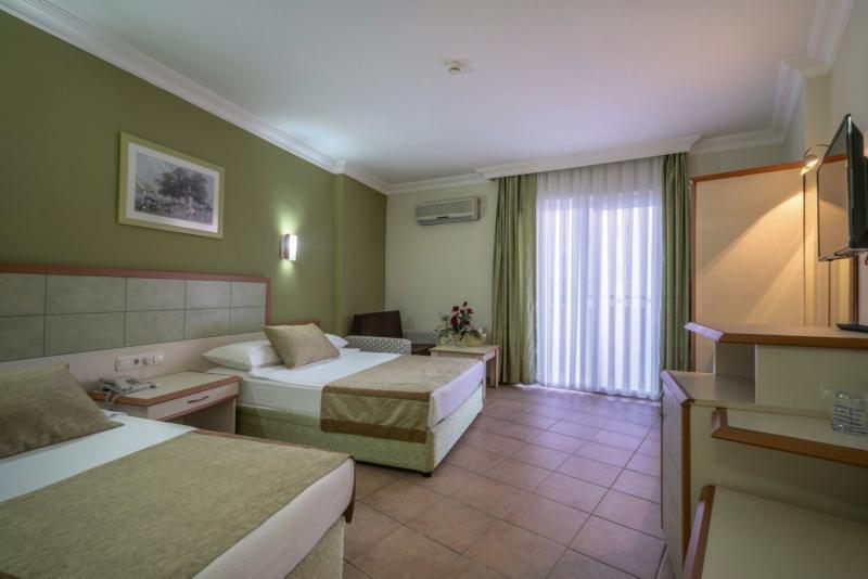 Hotelzimmer mit Volleyball im Blue Star