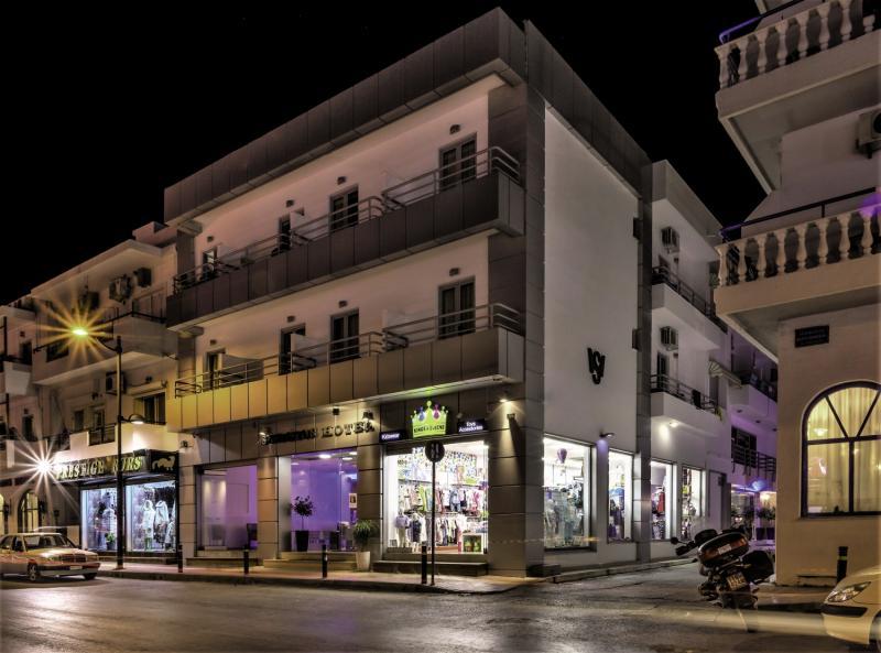 Sergios Hotel günstig bei weg.de buchen - Bild von 5vorFlug