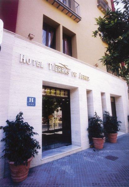 Hotel Tierras de Jerez günstig bei weg.de buchen - Bild von 5vorFlug