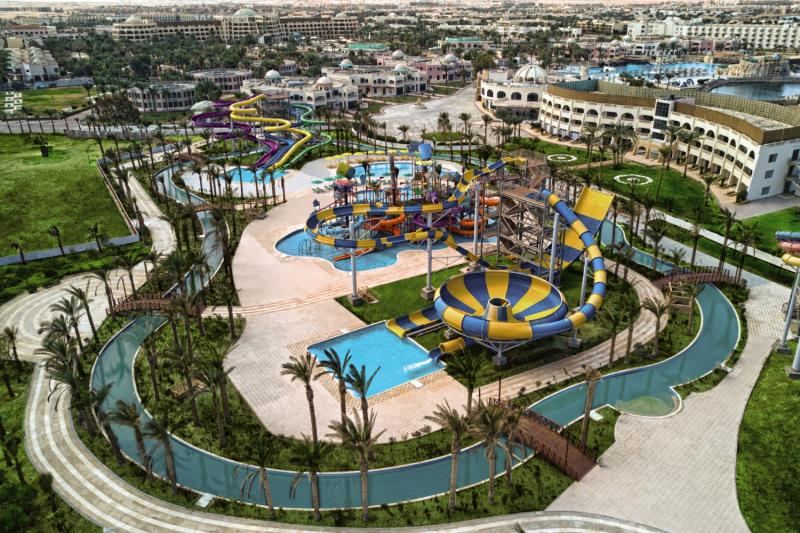 Hotel Emerald Resort And Aqua Park in Rotes Meer - Bild von 5vorFlug