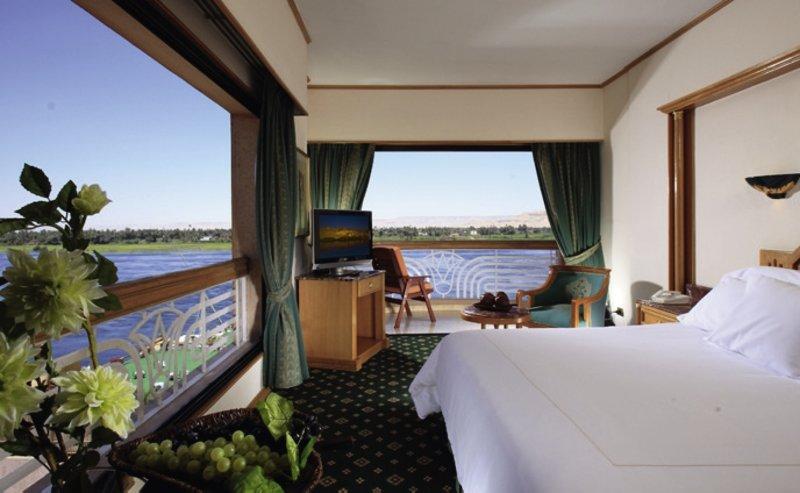 Hotelzimmer im Sonesta St. George Hotel Luxor günstig bei weg.de