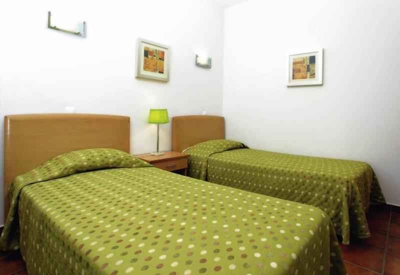 Hotelzimmer mit Golf im Vita Sol Park