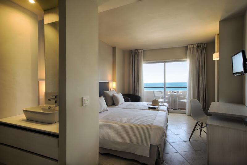 Hotelzimmer mit Golf im Hotel El Puerto by Pierre & Vacances