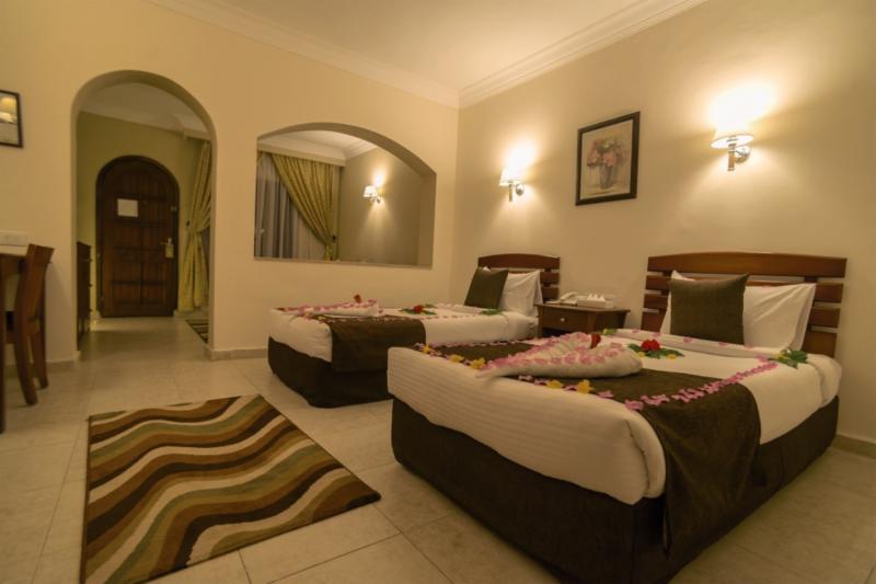 Hotelzimmer mit Fitness im Tivoli Sharm