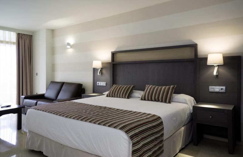 Hotelzimmer mit Fitness im MS Aguamarina Suites