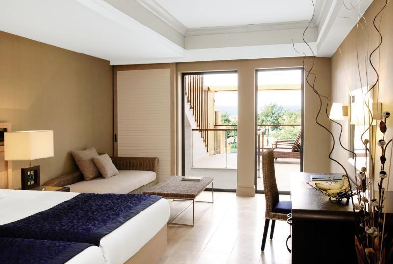 Hotelzimmer mit Volleyball im Hotel Lykia World Antalya