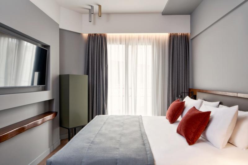 Hotelzimmer mit Kinderbetreuung im Achilleas